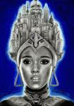 Janelle Monae by Terry-L-T-Kitto