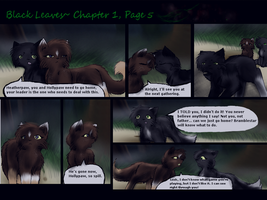 After The Last Hope: Black Leaves, Page 5 by Amerikat