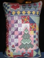 Christmas Patchwork by Shiori500