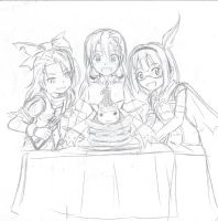 Archive of Walpurgis Night 1st year anniversary by L-Rossfellow