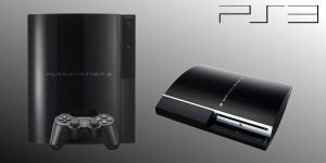 Playstation 3 icons by JamisonX