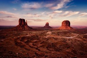 Monument Valley by Durdenyr