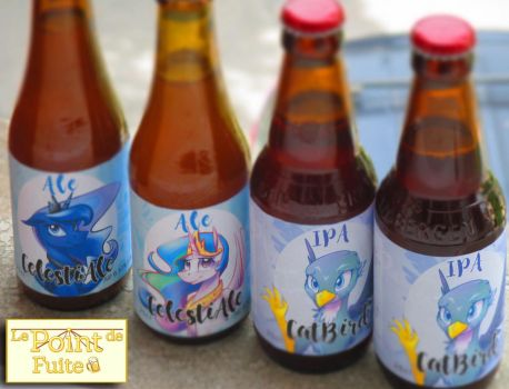 Pony Beers ! by Fanch1