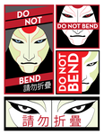 DO NOT BEND by BlackKrogoth
