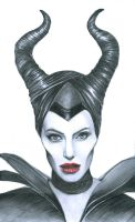 Maleficent by praneeth388