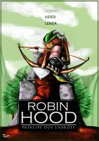 Robin Hood: Prince of Thieves Cover by LionRedPepper