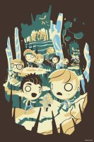 Rocky Road? Heh Heh! - The Goonies by GoshaDole