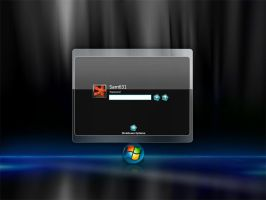 Vista Ultimate Logon by Sam631