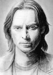Robert Carlyle miniature by whu-wei