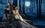 Kitty Rumbelle by EpicWarrior4Life