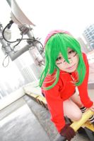 Vocaloid Matryoshka - Gumi by Xeno-Photography