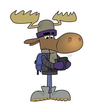 Moose by Doomsday90