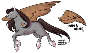 Chibi Pegasus - Adoptable (Closed) by Adopts-Only