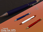 Pens Set for XPS by Gragra96