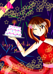 Happy Birthday mom! by Nutella-Cookie