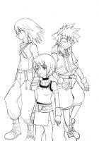 edit kingdom hearts by kairikazu