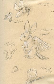 Skvader and Rabbirds by ursulav
