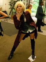 animenext 2011 Alois by DarkRedTigr