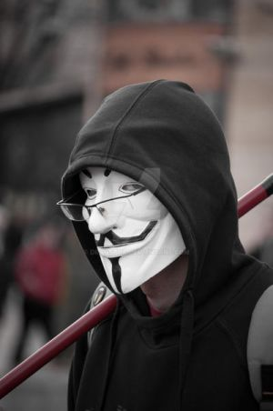 Anonymous by dragstor