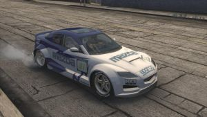 Midnight Club: L.A. RX-8 by GTAce