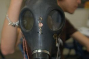 Steam Punk Gas Mask WIP I by Leah-the-Red