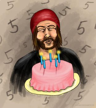 5 Jahre Gronkh by mymuseisabitch