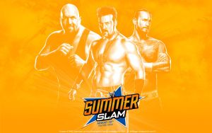 WWE Summerslam 2012 Teaser Wallpaper by i-am-71