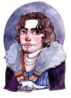 Jon Snow by rynarts