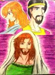 The Messiah's Royal Lineage by e31