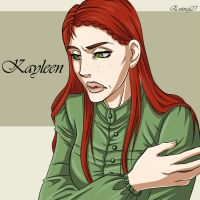 Art Trade: Kayleen ~for Bistraja~ by Eninaj27