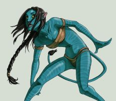 Avatar Color by virgogrl