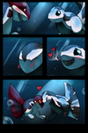 Water Waltz: p2 by encune