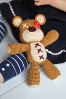 TEDDY BEAR TIBBERS from League of LEGENDS by Npantz22