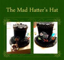 The Mad Hatter's Hat by NeuroticCrow
