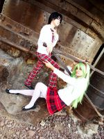 Code Geass IV by PrisCosplay