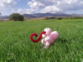 My Pokemon Ranch: Lickitung by Taikxo