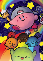 Paint Kirby by PheiChi