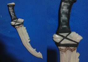 Prima Lama / First Blade - Supernatural by Dr-Woods