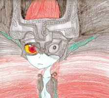 Midna by YoungAngelStocking