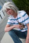 Bakura- Once a Thief by twinfools