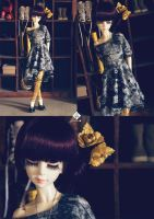 5th Atelier: Honey Rock by Ylden