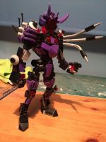 bionicle: assimilate by CASETHEFACE
