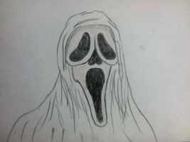 scream by sideshowricky
