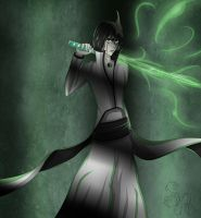 Request: Ulquiorra by LieutenantSea