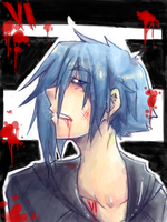 KH: Bleed Me by stars-shinebright