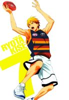 Kuroko no Football (Adelaide Crows) by haruhis2kyon