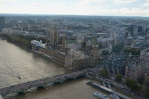 House of Parliament + Big Ben by CKPhotos