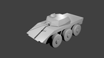 Weapons Crate's Armored Car WIP 1 by Rogue284