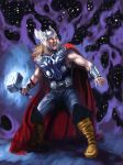 Day 11 of 13 NoH. The Mighty Thor by Grimbro