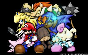 Super Mario RPG by RoughIdeas